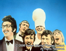 """MONTY PYTHON'S FLYING CIRCUS The Best"""