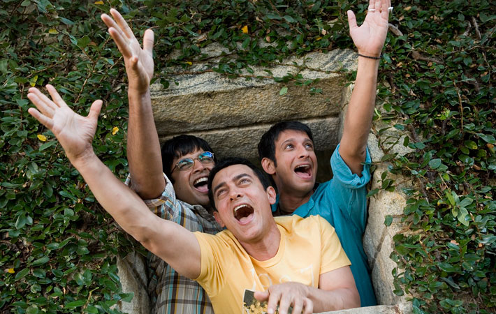 "Festival Eve Event Celebrating the 100th Anniversary of Indian Cinema: ""3 Idiots"" Return Screening!"