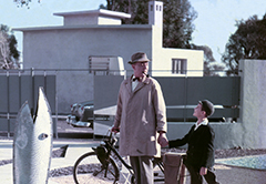 Jacques Tati, Our uncle