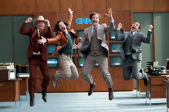 Anchorman 2: The Legend Continuesの写真
